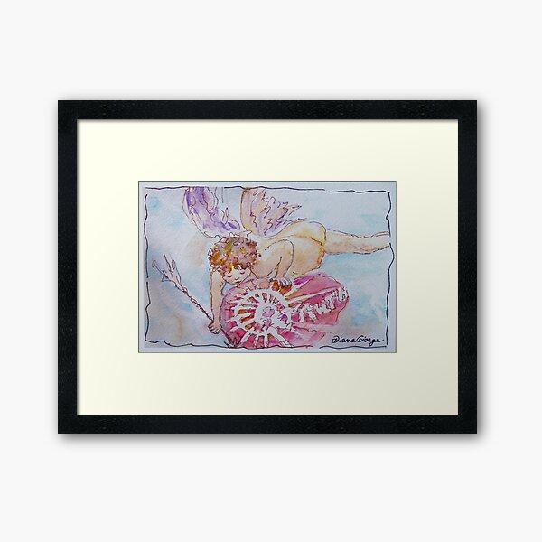 Angel of Truth Framed Art Print