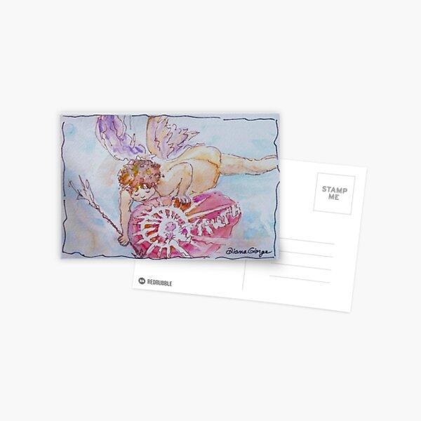 Angel of Truth Postcard
