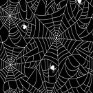 Spider Webs Halloween Design by EBCustomDesign EBCD