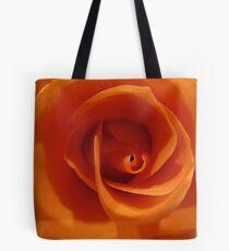 Macro Rose  Tote Bag