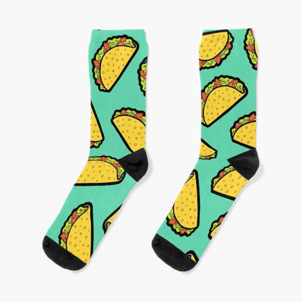 It's Taco Time! Socks