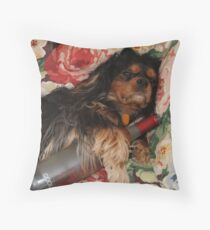 Drink, Relax and Pass Out Throw Pillow