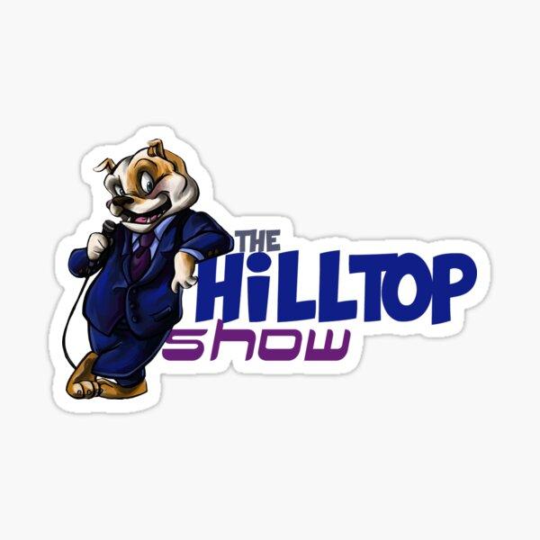 The Hilltop Show Logo Sticker