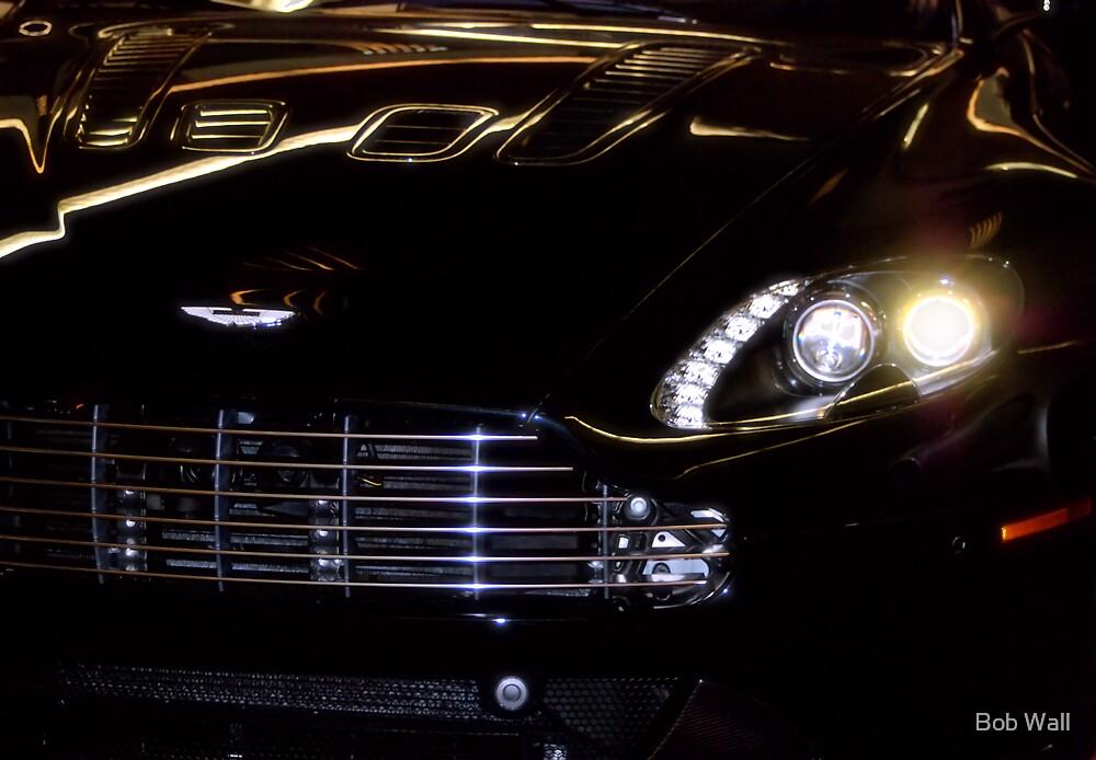 Aston-Martin by Bob Wall