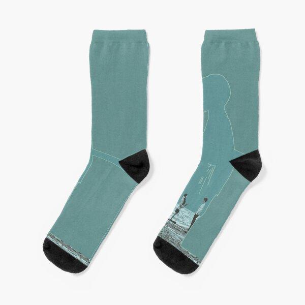 Goblin Poster Socks