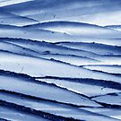 Cracked Ice by Michael  Herrfurth