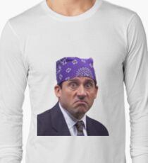 prison mike Long Sleeve T-Shirt