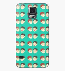 Tiled JeanMarco Case/Skin for Samsung Galaxy