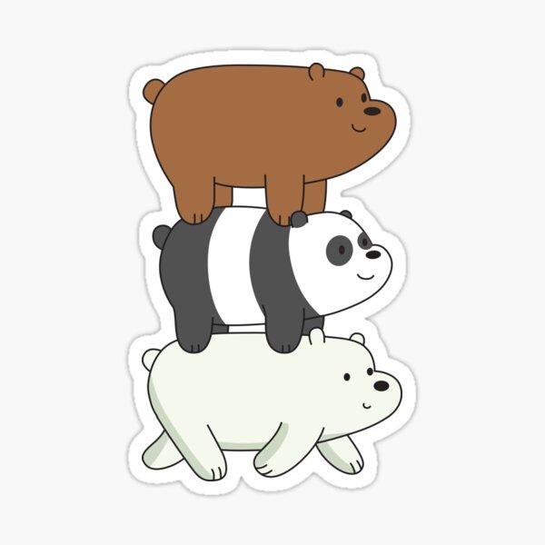 We Bare Bears Fan Art Redbubble
