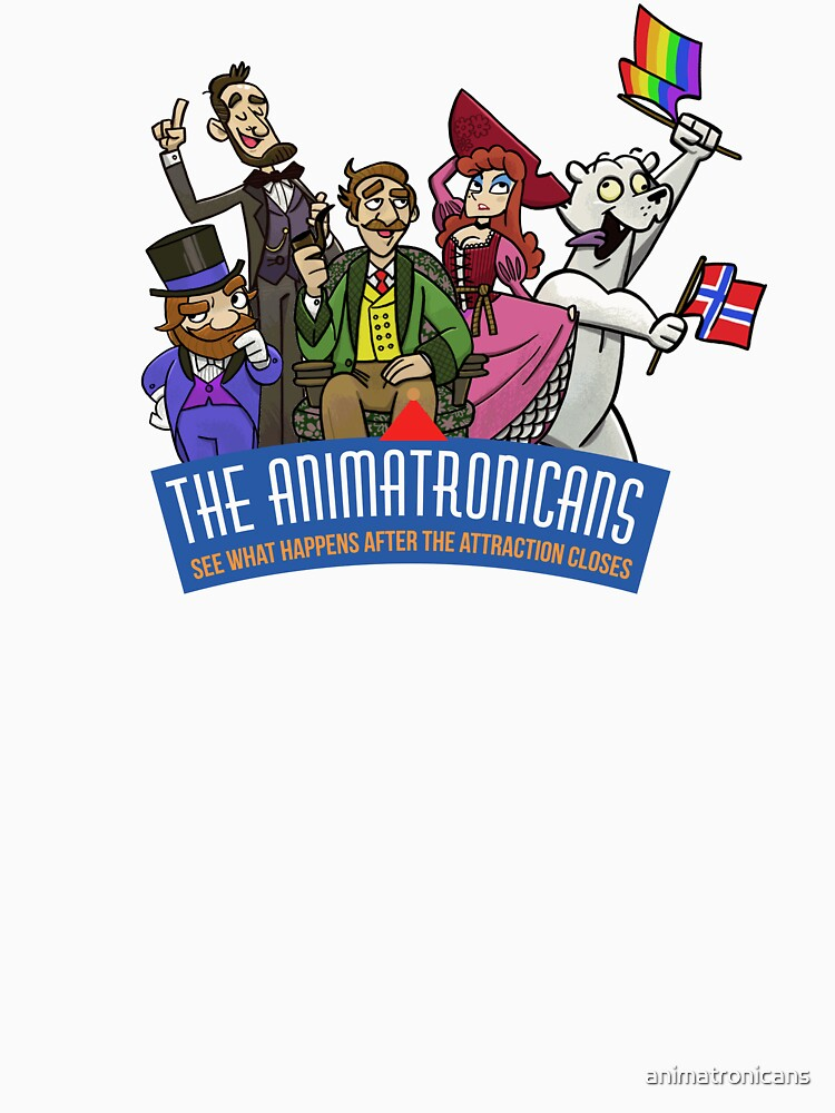 Animatronics logo artwork by animatronicans