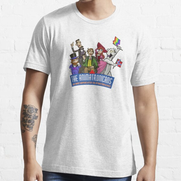 Animatronics logo artwork Essential T-Shirt