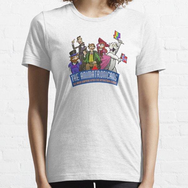 Animatronics logo artwork Essential T-Shirt