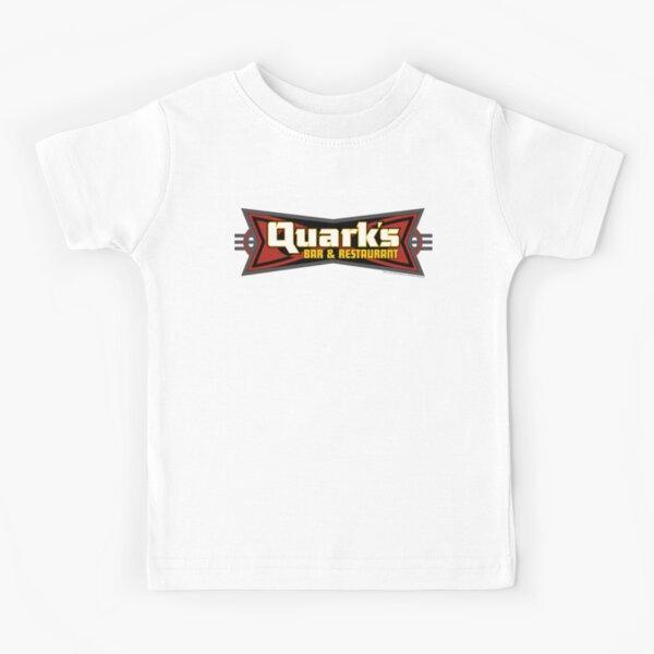 Star Trek Deep Space Nine Quark's Bar And Restaurant Kids T-Shirt