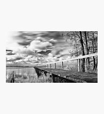 The Distance Photographic Print
