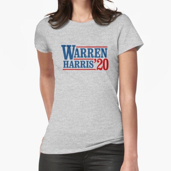 Warren / Harris 2020 Fitted T-Shirt