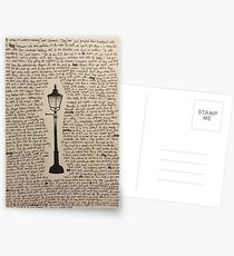 The Lamp Post Postcards