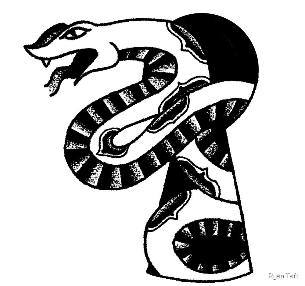 Snake Locket by Ryan Taft