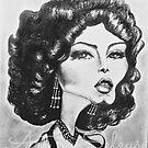 Ava Gardner  by loflor73
