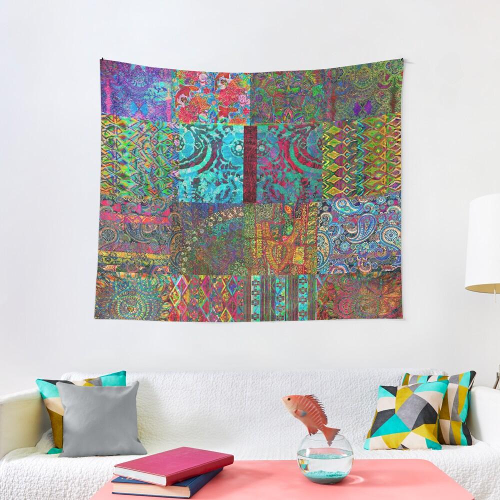Bohemian Wonderland Tapestry