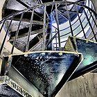 Spiral Staircase by DJ Florek