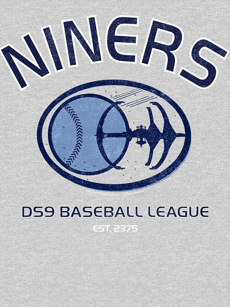 Star Trek Deep Space Nine Niners DS9 Baseball League by FifthSun