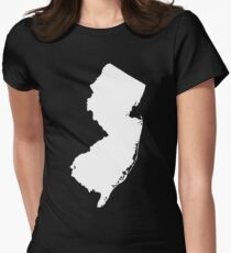 Jersey Women's Fitted T-Shirt