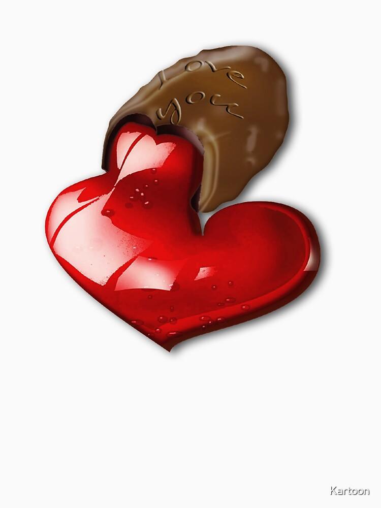 Chocolate - I Love You by Kartoon