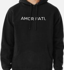 Amor Fati Stoicism Pullover Hoodie