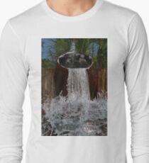 Barrels of Water! Long Sleeve T-Shirt