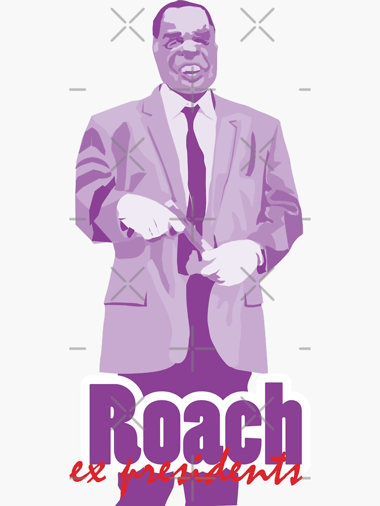 ex presidents (Roach  - Point Break) by mayerarts