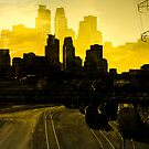 Minneapolis la Mantequilla by jscherr