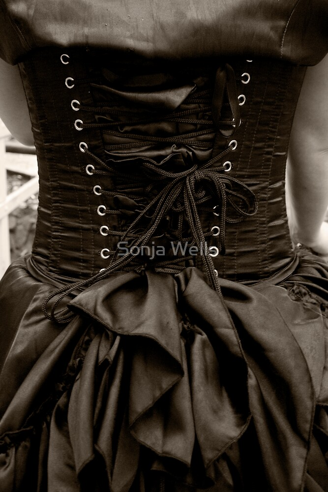 Her Bustle'n'Corset by Sonja Wells