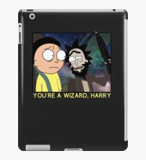 You're a Wizard, Harry iPad Case/Skin