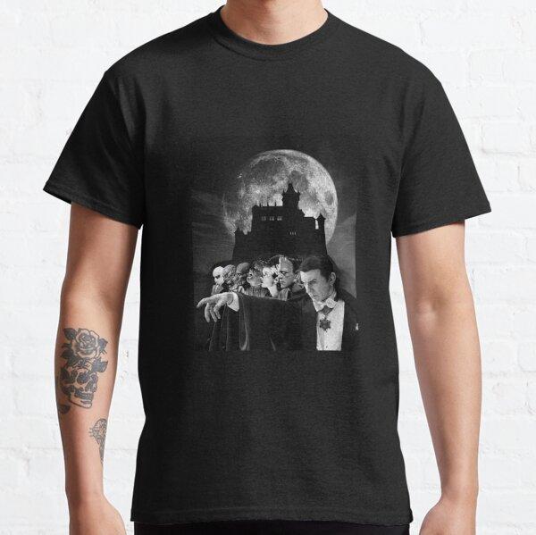 Classic Universal Horror Monsters Classic T-Shirt