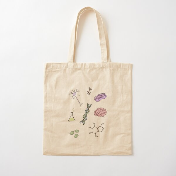 Science! Cotton Tote Bag