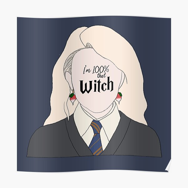 That Witch, Luna Poster