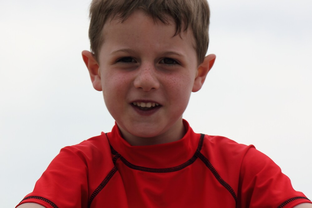 An Australian Kid by Carol James
