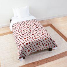 Number 1 Stamp Comforter