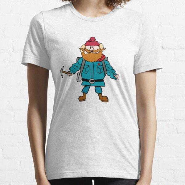 Rudolph the Red-Nosed Reindeer Yukon Cornelius Essential T-Shirt
