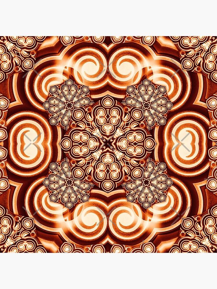 Coffee Whirls by ifourdezign