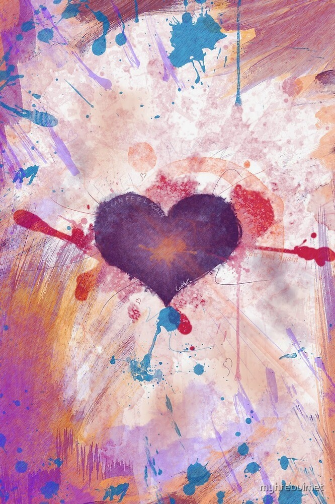 Heart Splash by myhreouimet