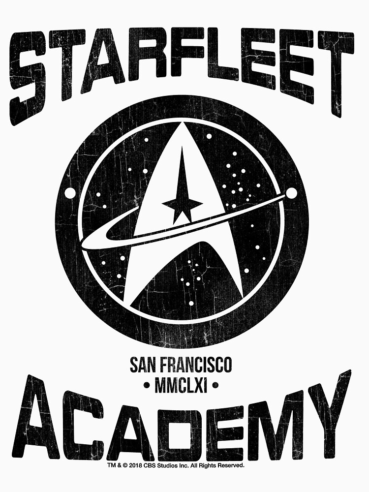 Star Trek Discovery Starfleet Academy San Francisco by FifthSun