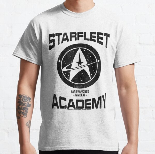 Star Trek Discovery Starfleet Academy San Francisco Classic T-Shirt