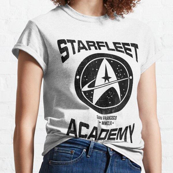 Star Trek Discovery Académie de Starfleet San Francisco T-shirt classique