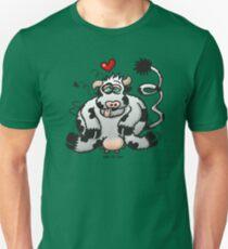 Unbridled Cow's Passion Unisex T-Shirt
