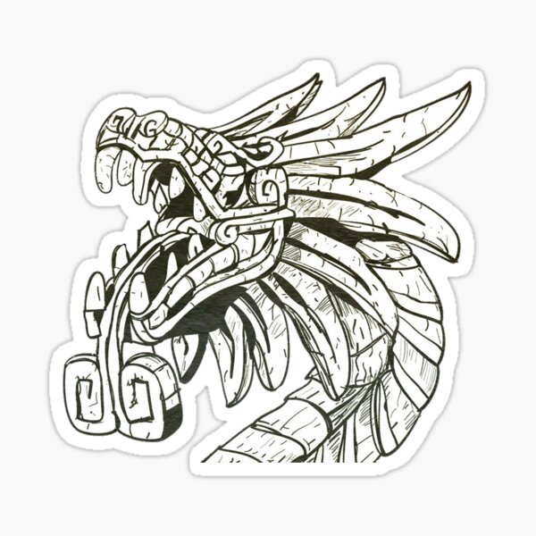 Quetzalcoatl  Sticker
