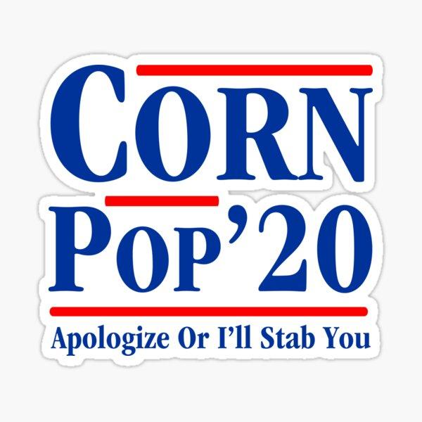 Corn Pop 2020 Sticker