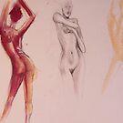 Posing by Nadja  Farghaly