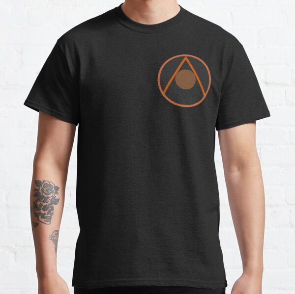 United Arshan Federation - Delta Squadron Patch Classic T-Shirt