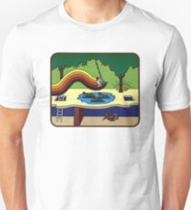 Atari Activision Pitfall Harry T-Shirt